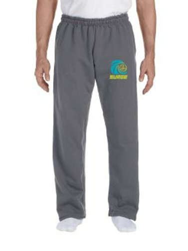 DryBlend®  Open-Bottom Sweatpants