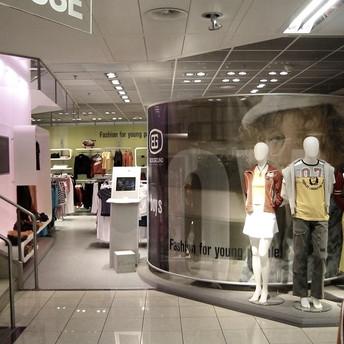 Shopbau Europaweit