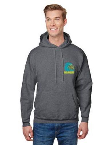 Adult Ultimate Cotton® 90/10 Pullover Hooded Sweatshirt