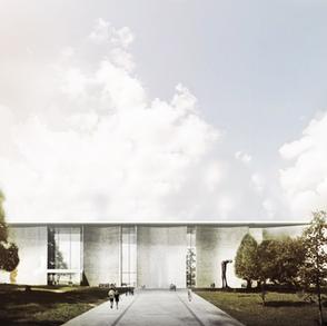 Konzerthalle Vilnius - Wettbewerb