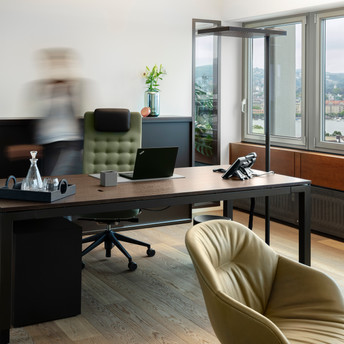 Office Hochhaus zur Palme