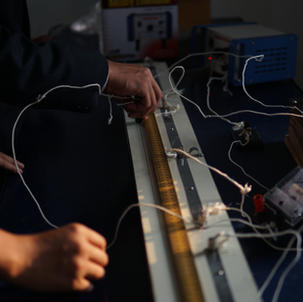 Physics Lab: Electricity