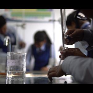 Chemistry lab: Titration