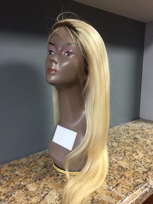Eurasian straight full lace wig #613