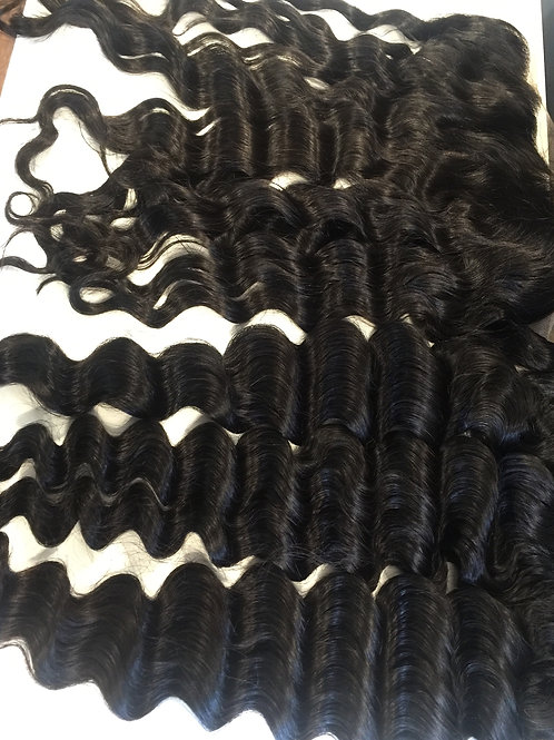 Brazilian Hawaiian Wave weft
