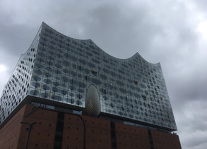Travels, Tubas, Fieldwork, Hamburg