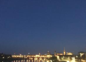 A Month in Dresden