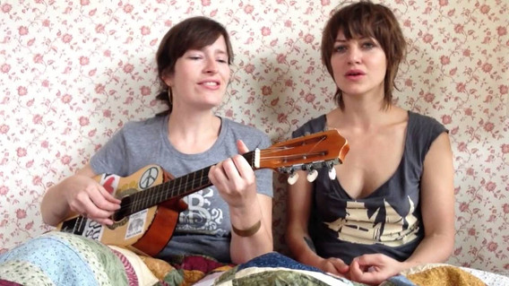 Covers on the Covers w Anaïs Mitchell