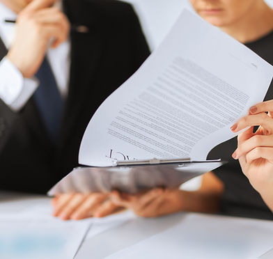 construction contract review service