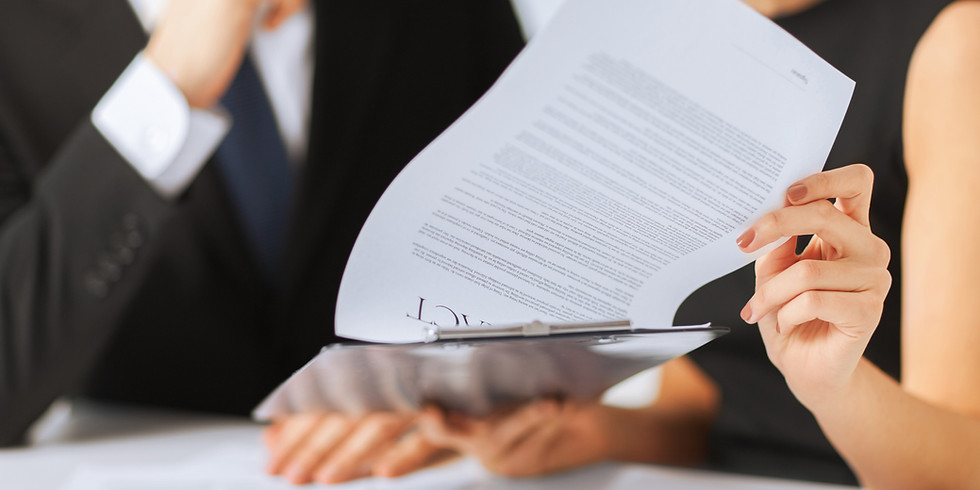 Dette bør du vite om avtaler og kontrakter