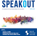 "Speak Out April 2018 ""Risks of engaging contractors in your practice"""