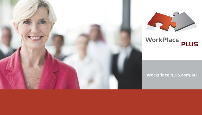 Review and prioritise these 6 areas of women's health in the workplace... For more information, visit WorkPlacePLUS.com.au