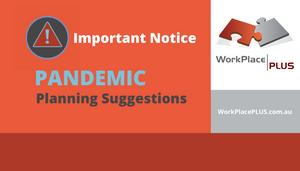 Important Notice: WorkPlacePLUS Pandemic Plan