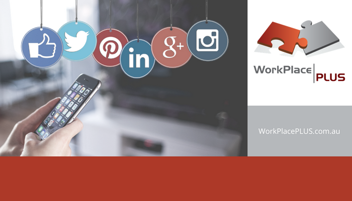 Every employer should have an up-to-date social media policy. For assistance, contact WorkPlacePLUS.