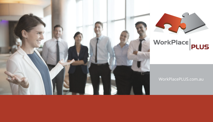 Hiring great attitudes helps to build awesome teams. For more information, training and support, contact Anna Pannuzzo on 0419 533 434 or visit WorkPlacePLUS.com.au.