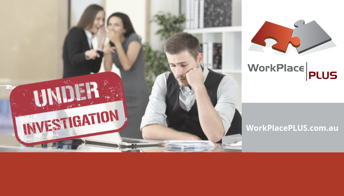 WorkPlacePLUS provides professional workplace investigation services of the highest standard. For more information, please visit WorkPlacePLUS.com.au.