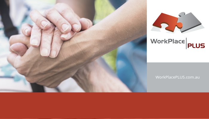 Victorian healthcare organisations, healthcare practitioners and aged care service providers need to have a clear position on Voluntary Assisted Dying. For more information, visit WorkPlacePLUS.com.au