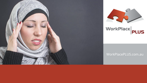 WorkPlacePLUS provides a number of programs designed to positively impact on employee behaviours and build a more resilient workforce. For more information, please contact Anna Pannuzzo on 0419 533 434 or visit WorkPlacePLUS.com.au.