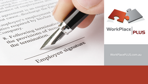 An employment contract is an agreement between an employer and employee that sets out the terms and conditions of employment. According to the Fair Work Ombudsman, an employment contract can be verbal or written, but we would strongly caution anyone against relying solely on a verbal contract as they can be misunderstood or forgotten. A valid, well-drafted written contract is crucial. Employers should take care to prepare compliant, enforceable employment contracts that are tailored to your own circumstances.