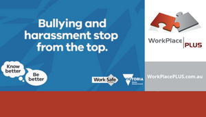 For healthcare organisations dealing with issues such as bullying and harassment, WorkPlacePLUS offers a number of support services. For more information, please visit WorkPlacePLUS.com.au.