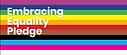 Embracing Equality Pledge logo