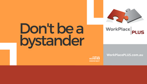 Too many organisations fail to challenge their workplace culture. Don't be an accomplice. Stand against domestic violence. For more information on professional training and development for your leadership team, contact Anna on 0419 533 434 or visit WorkPlacePLUS.com.au