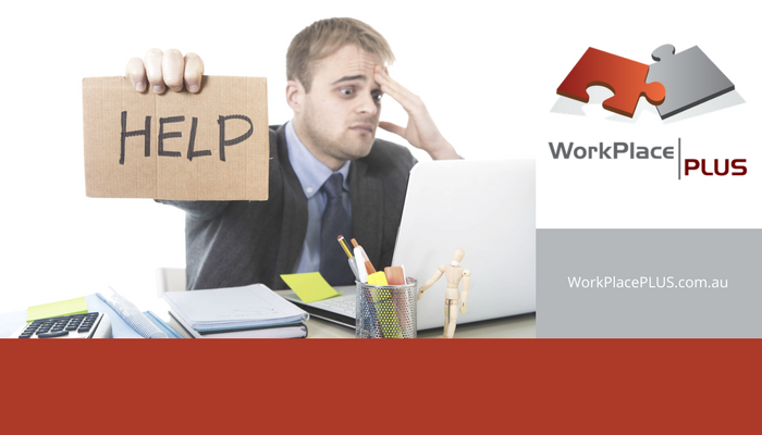 Leaders and managers play a central role in mitigating the risks of workplace stress and promoting a mentally healthy workplace. For more information, contact Anna on 0419 533 434 or visit WorkPlacePLUS.com.au