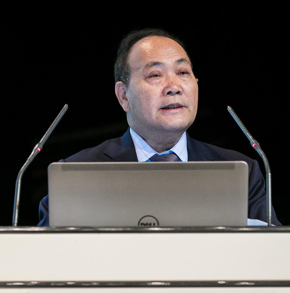 Zhongkang Zhao