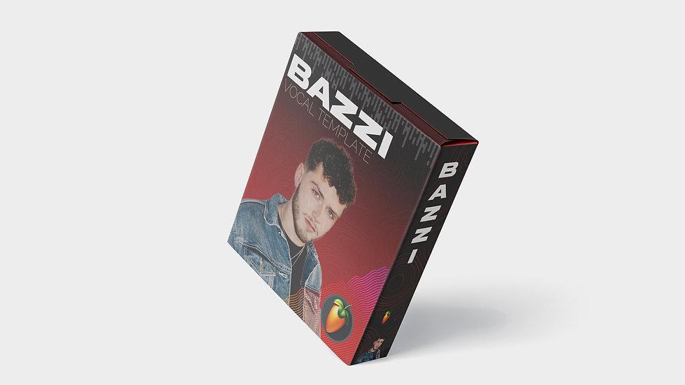 "Bazzi ""Crazy"" Vocal Template"