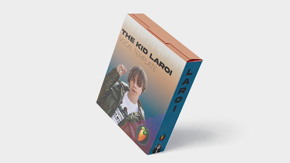 The Kid Laroi Vocal Template