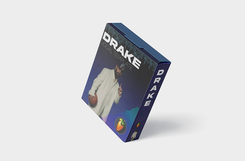 Drake Vocal Template