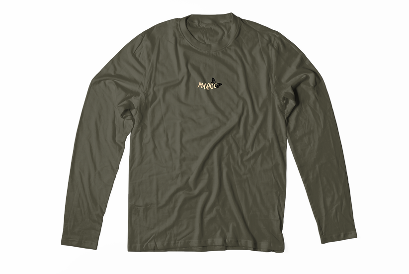 QUICKLY GOING NOWHERE Long Sleeve Shirt