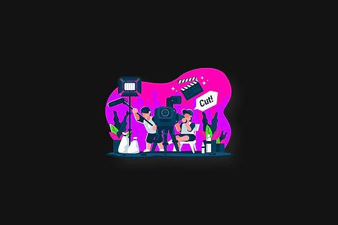 Film Maker - Vector Illustration_000005_