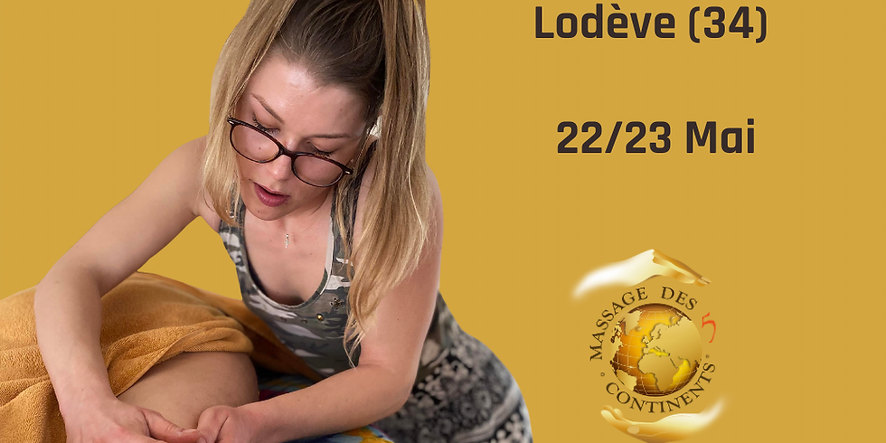 Formation Praticien(ne) Massage des 5 Continents
