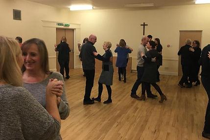 Ballroom dance class Edinburgh