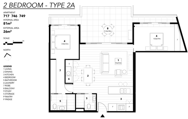 2 BEDROOM - TYPE 2A.png