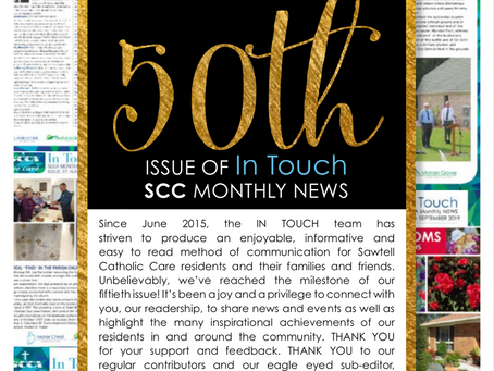 50 Issues of In Touch