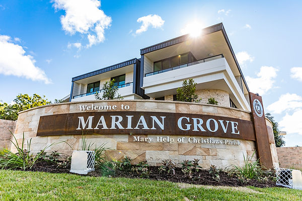 Marian Grove New Release frontage 1.jpg