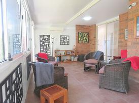 SCC Marian Grove offset kitchen 2 bedroom villa
