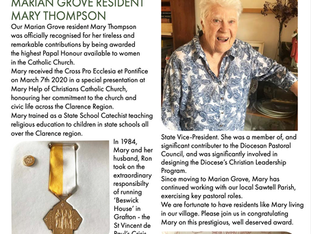 SCC In Touch June 2020 Resident Newsletter