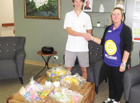 Pedre's generous community project