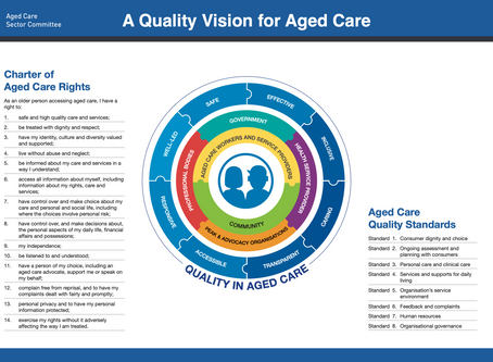 A Quality Vision for Aged Care