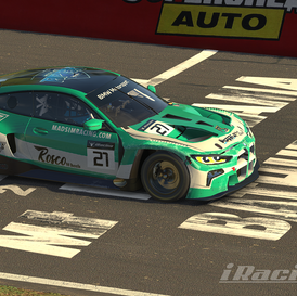 MSR Blue Team WINS Bathurst 12