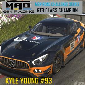 MSR Road Challenge Champions