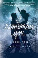 "Happy Paperback Birthday to ""I Remember You"""