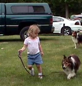 Do Shelties do well with children?  Other dogs?
