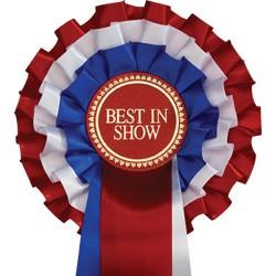 Best In Show Ribbon