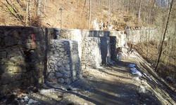 Sanierung Stützmauer