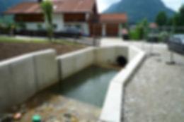 Tiefbau Allgäu, Tiefbau Pfronten, Tiefbau Schwangau, Spezialtiefbau, Straßenbau