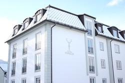 Anbau Hotel Hirsch